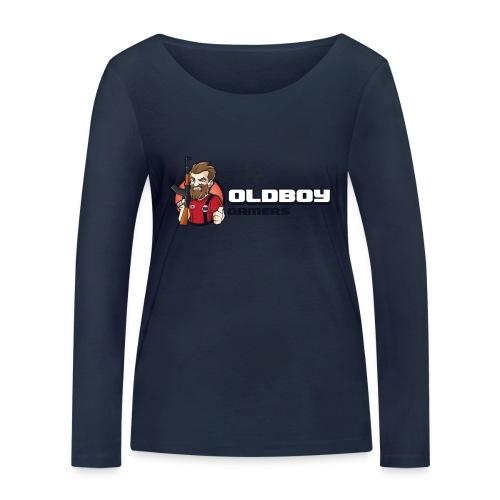 Oldboy Gamers Fanshirt - Økologisk langermet T-skjorte for kvinner fra Stanley & Stella