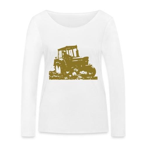 JD3130 - Women's Organic Longsleeve Shirt by Stanley & Stella