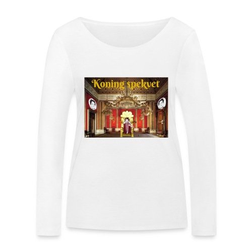Koning Spekvet - Vrouwen bio shirt met lange mouwen van Stanley & Stella