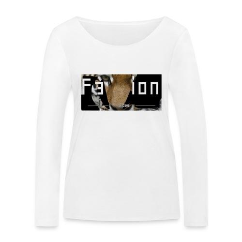 jungle fashion - Vrouwen bio shirt met lange mouwen van Stanley & Stella