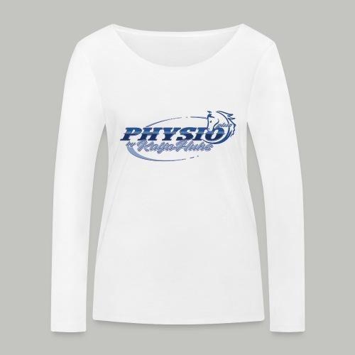 PHYSIOplus_2021-(Bitte max. 40° verkehrt waschen) - Frauen Bio-Langarmshirt von Stanley & Stella