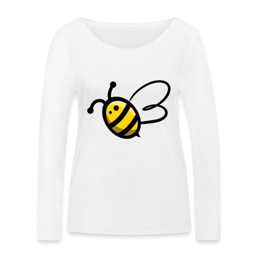 Bee b. Bee - Women's Organic Longsleeve Shirt by Stanley & Stella