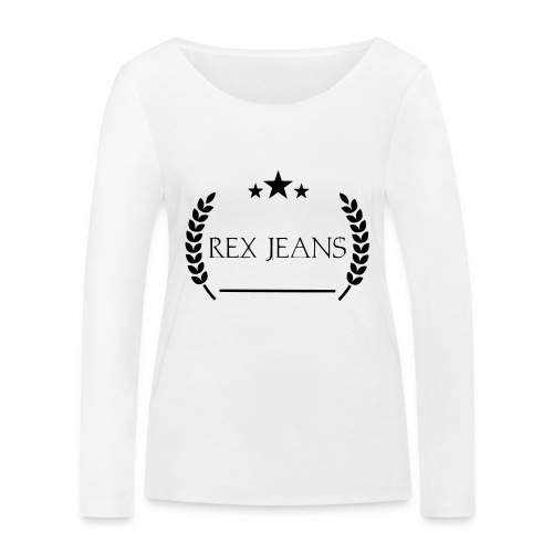 Rex Jeans - Frauen Bio-Langarmshirt von Stanley & Stella
