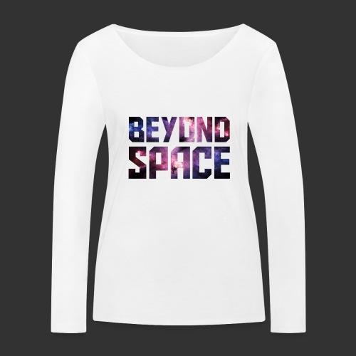 Beyond Space - T-shirt manches longues bio Stanley & Stella Femme