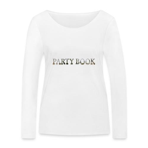 PartyBook - Frauen Bio-Langarmshirt von Stanley & Stella