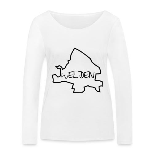 Welden-Area - Frauen Bio-Langarmshirt von Stanley & Stella