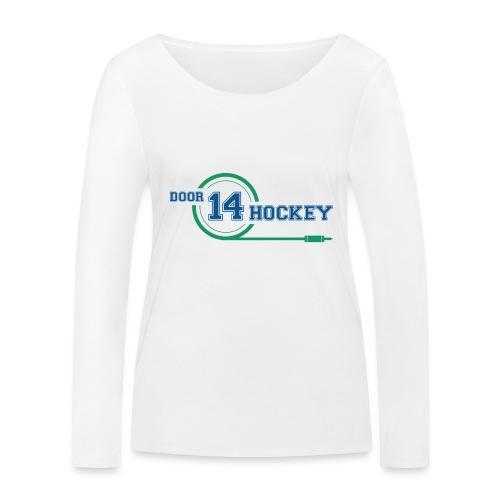 D14 HOCKEY - Women's Organic Longsleeve Shirt by Stanley & Stella