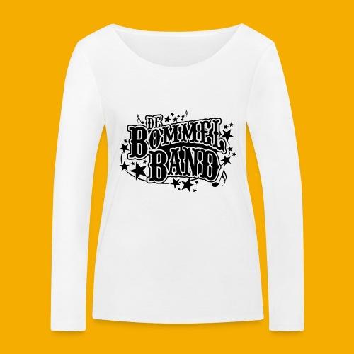 bb logo - Vrouwen bio shirt met lange mouwen van Stanley & Stella