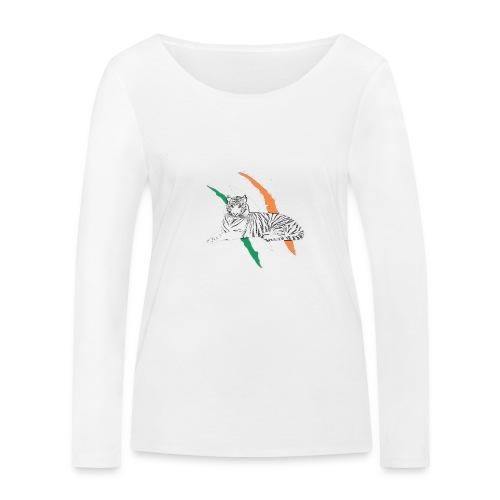 Celtictiger - Women's Organic Longsleeve Shirt by Stanley & Stella