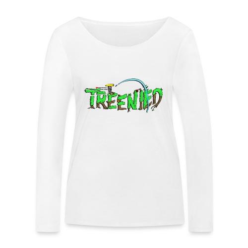 Treenied - Ekologisk långärmad T-shirt dam från Stanley & Stella