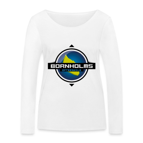 BORNHOLMS_EFTERSKOLE - Økologisk Stanley & Stella langærmet T-shirt til damer