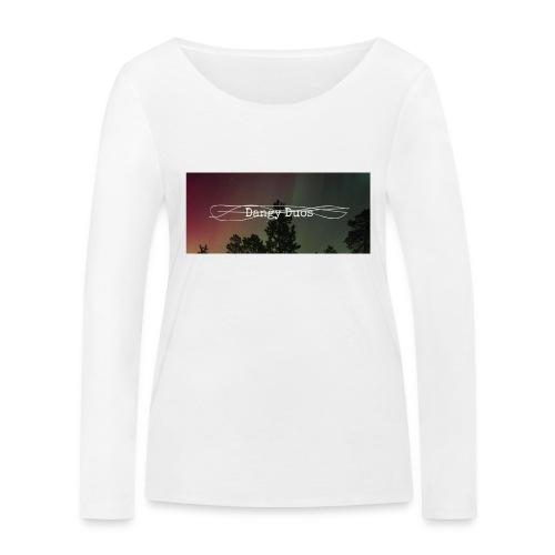 dangy_tru - Vrouwen bio shirt met lange mouwen van Stanley & Stella