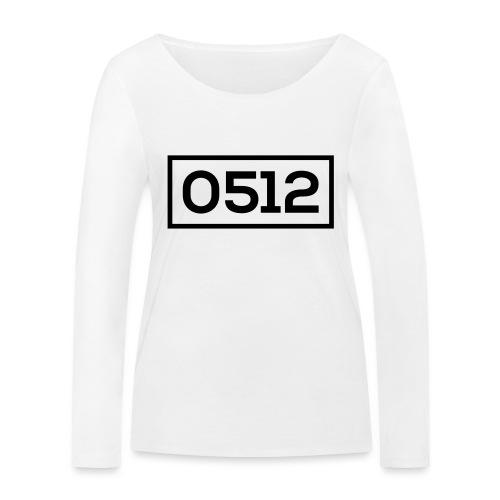 0512 - Vrouwen bio shirt met lange mouwen van Stanley & Stella