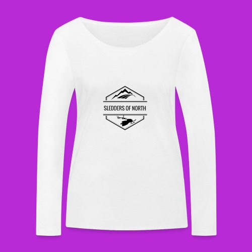 Premium Hoodie Women - Women's Organic Longsleeve Shirt by Stanley & Stella
