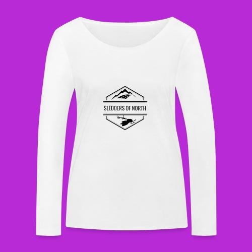 SoN Thermos - Women's Organic Longsleeve Shirt by Stanley & Stella