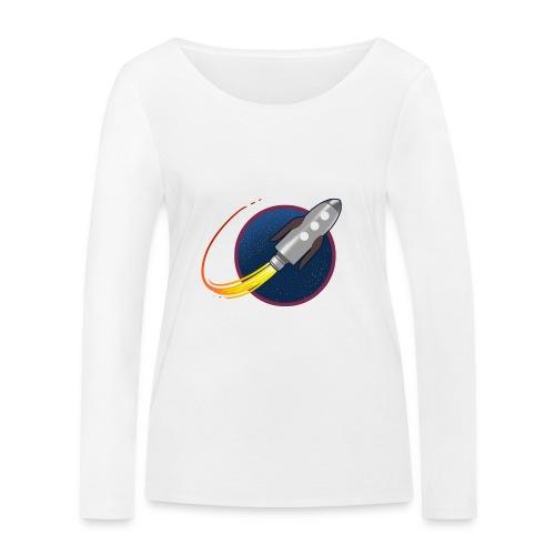 GP Rocket - Women's Organic Longsleeve Shirt by Stanley & Stella