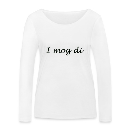 I mog di - Frauen Bio-Langarmshirt von Stanley & Stella