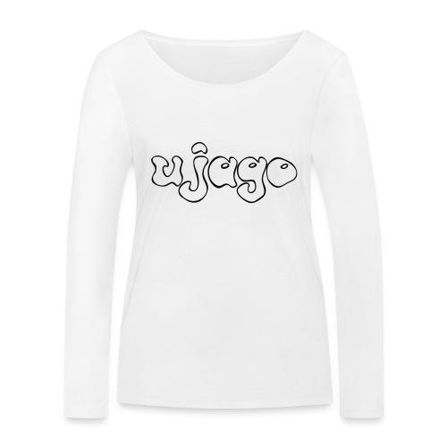 ujago_sw - Frauen Bio-Langarmshirt von Stanley & Stella