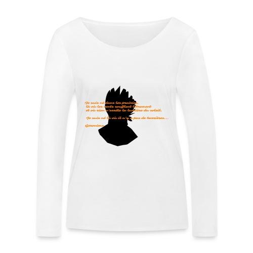 geronimo 2 - T-shirt manches longues bio Stanley & Stella Femme