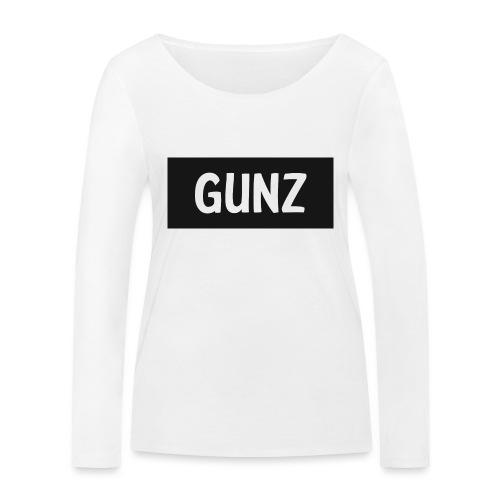 Gunz - Økologisk Stanley & Stella langærmet T-shirt til damer