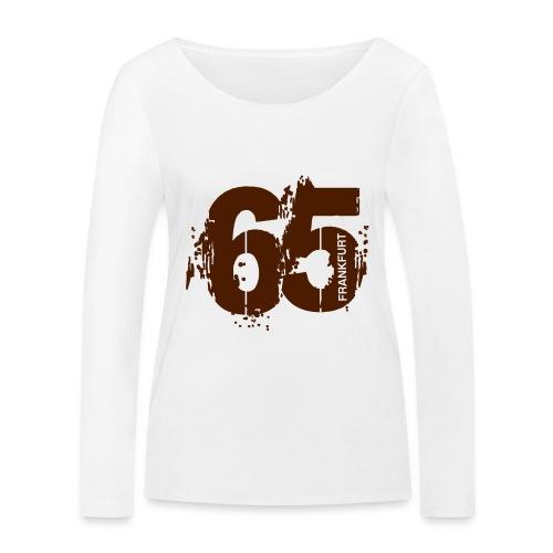 City_65_Frankfurt - Frauen Bio-Langarmshirt von Stanley & Stella