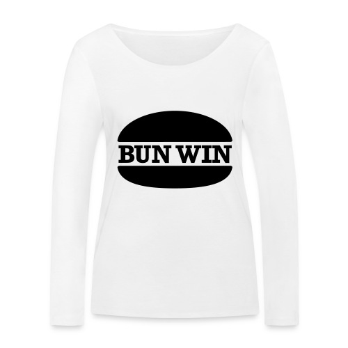 bunwinblack - Women's Organic Longsleeve Shirt by Stanley & Stella