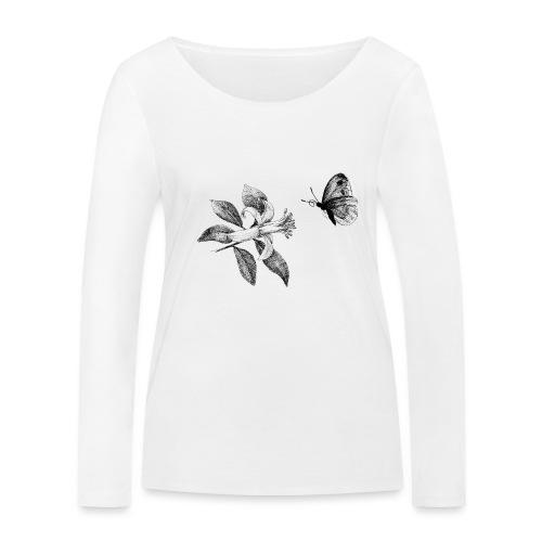 Botanical - Frauen Bio-Langarmshirt von Stanley & Stella