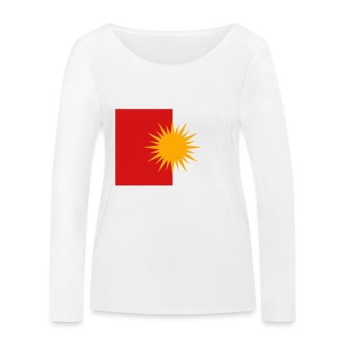Yeziden T-Shirt Ezidi,Shingal,Şingal - Frauen Bio-Langarmshirt von Stanley & Stella
