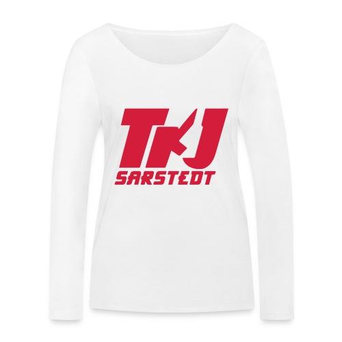 TKJ_logo_2 - Frauen Bio-Langarmshirt von Stanley & Stella