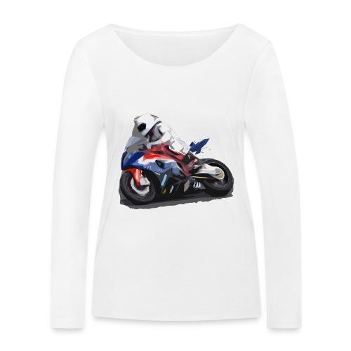 MOTO - Maglietta a manica lunga ecologica da donna di Stanley & Stella