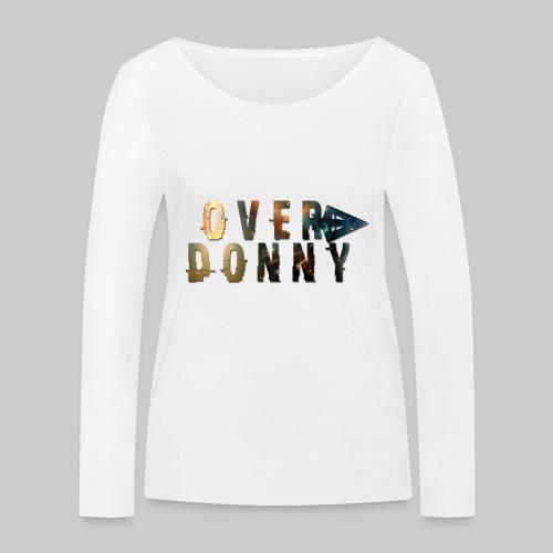 Over Donny [Arrow Version] - Maglietta a manica lunga ecologica da donna di Stanley & Stella