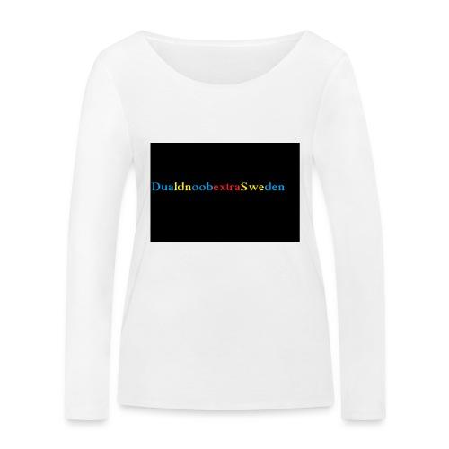 DualdnoobextraSwedens Mugg - Ekologisk långärmad T-shirt dam från Stanley & Stella