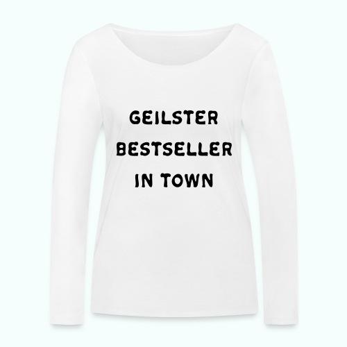 BESTSELLER - Frauen Bio-Langarmshirt von Stanley & Stella
