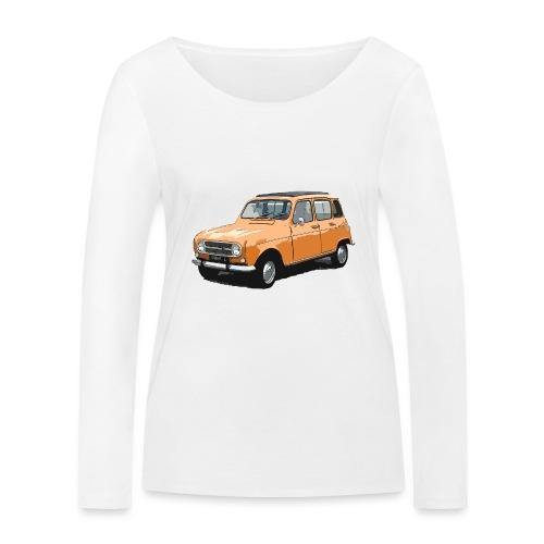 My Fashion 4l - T-shirt manches longues bio Stanley & Stella Femme