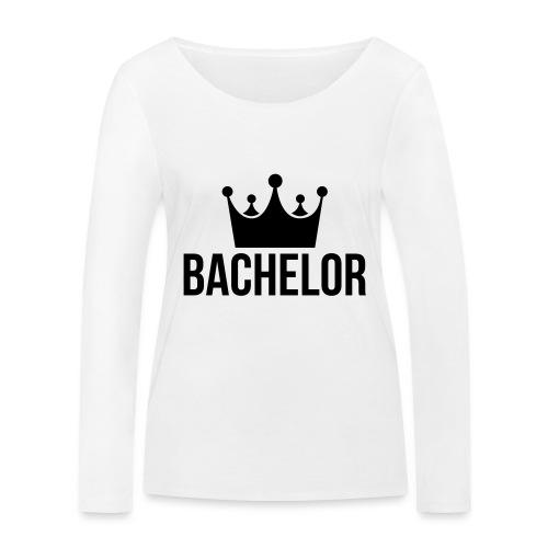 bachelor king - Vrouwen bio shirt met lange mouwen van Stanley & Stella