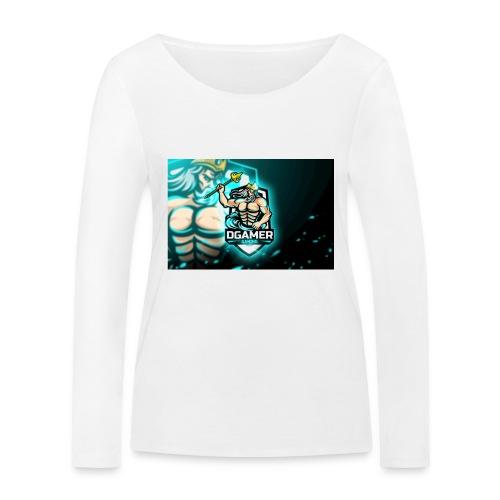 8251831F EA3A 4726 A475 A5510CDECB5A - Ekologisk långärmad T-shirt dam från Stanley & Stella
