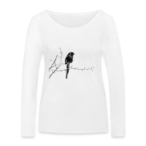 I like birds ll - Frauen Bio-Langarmshirt von Stanley & Stella