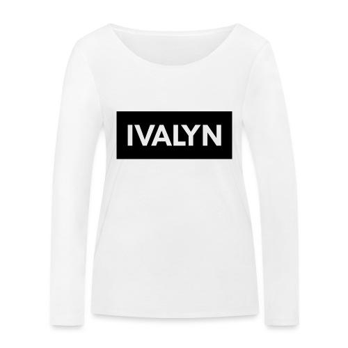 IVALYN1 png - Women's Organic Longsleeve Shirt by Stanley & Stella