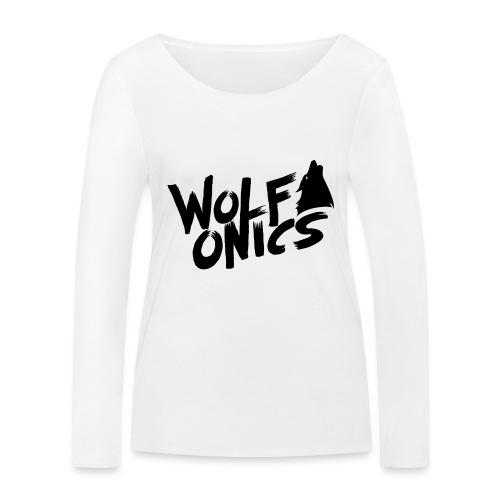 Wolfonics - Frauen Bio-Langarmshirt von Stanley & Stella