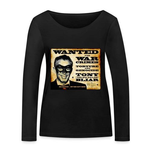 Wanted - Women's Organic Longsleeve Shirt by Stanley & Stella