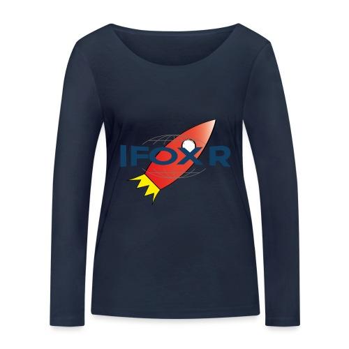 IFOX ROCKET - Ekologisk långärmad T-shirt dam från Stanley & Stella