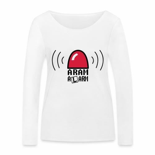 ARAM ALARM! - Frauen Bio-Langarmshirt von Stanley & Stella