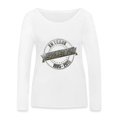 SASH! *** 20 Years *** - Women's Organic Longsleeve Shirt by Stanley & Stella