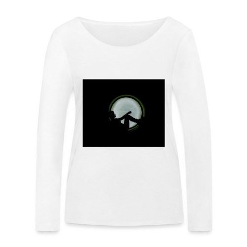 Porthole into your mind - Women's Organic Longsleeve Shirt by Stanley & Stella