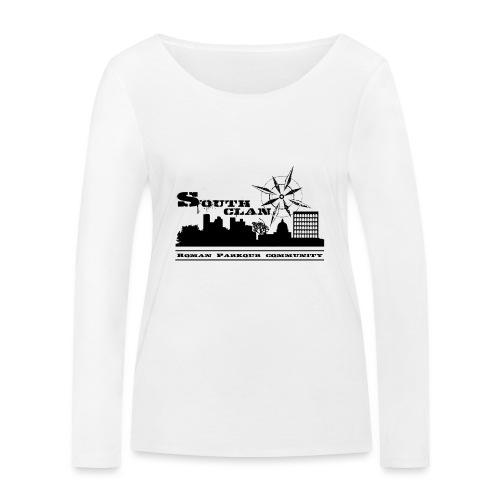 SOUTH CLAN CLASSIC - Maglietta a manica lunga ecologica da donna di Stanley & Stella