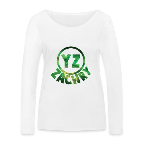 YZ-pet - Vrouwen bio shirt met lange mouwen van Stanley & Stella