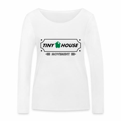 TinyHouse - Frauen Bio-Langarmshirt von Stanley & Stella