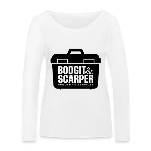 Bodgit & Scarper - Women's Organic Longsleeve Shirt by Stanley & Stella
