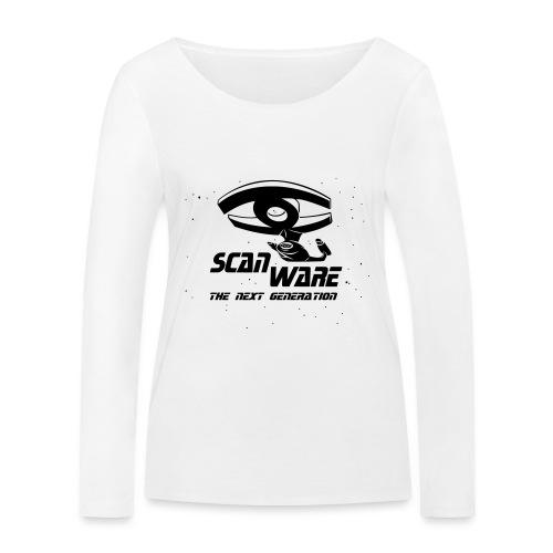 scanware azubiShirt - Frauen Bio-Langarmshirt von Stanley & Stella