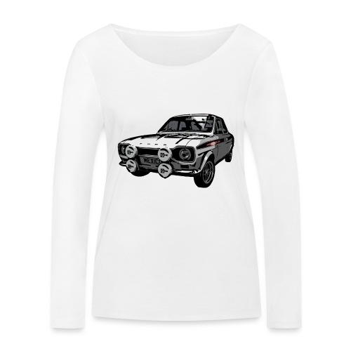 Mk1 Escort - Women's Organic Longsleeve Shirt by Stanley & Stella